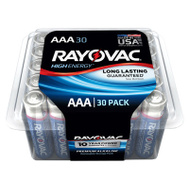 Ray O Vac 824-30PPTK 30 Pack Aaa Pro Battery