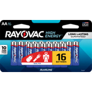 Ray O Vac 815-16LTK RAYO16PK AA Alk Battery