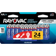 Ray O Vac 815-24LTK RAYO24PK AA Alk Battery