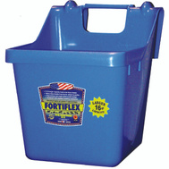 Fortex Fortiflex 1301600 Over The Fence Bucket Feeder 16 Quart Blue