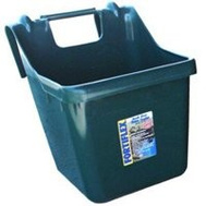 Fortex Fortiflex 1301643 Over The Fence Bucket Feeder 16 Quart Green