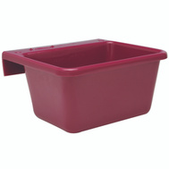 Fortex Fortiflex 1306602 Feeder Small 5 Quart Red