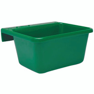 Fortex Fortiflex 1306603 Feeder Small 5 Quart Green