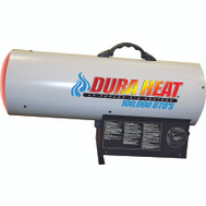 World Marketing GFA125A DuraHeat 125,000 Btu Portable Propane Forced Air Heater