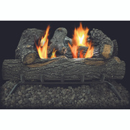World Marketing GLD2456T 24 Inch T Stat Gas Log Set