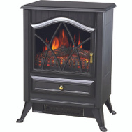 World Marketing ES4215 Ashton Stove Elec T-Stat Ashton Blk