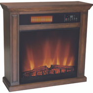 World Marketing EF5675R-3 Fireplace Quarz Remote Ainsley