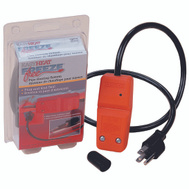 Easy Heat 10802 Self-Regulating Connection Kit For Use With Freeze-Free Pipe Heating Cable Plastic