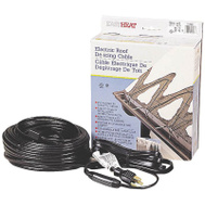 Easy Heat ADKS-100 100 Watt Roof/Gutter Deicing Kit 20 Foot