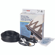 Easy Heat ADKS-600 120 Foot 600 Watt Roof Gutter Deice Kit
