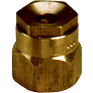 Champion Irrigation S9H 1 1/2 Inch Brass Half Circle Sprinkler Head