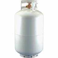 Bernzomatic 296975 30 Pound Lpg Cylinder With Qvc Valve