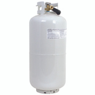Bernzomatic 302018 40 Pound Lpg Cylinder With Qvc Valve