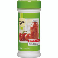 Jarden 55000 / 1440055000 Ball Citric Acid 7-1/2 Ounce