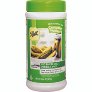 Jarden 72405 / 1440072405 Ball Kosher Dill Flex Batch Pickle Mix 13.4 Ounce