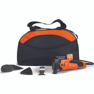 Fein Power Tools 72295264090 Multi Tool Bag 350Q Start Kit