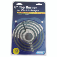Camco 00243 6 Inch Electric Range Top Burner Deluxe