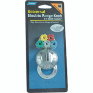 Camco 00933 Chrome Electric Range Oven Knob