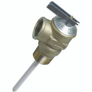 Camco 10473 Standard Temperature And Pressure Relief Valve