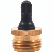 Camco 36153 Plug Blow Out Brass Water Line