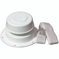 Camco 40033 Vent Plumbing Replace Kit Wht