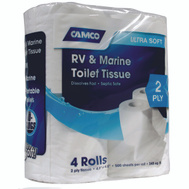 Camco 40274 TST Rv And Marine Toilet Tissue 2 Ply