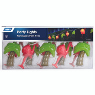 Camco 42662 Lights Party Palm/Flamingo