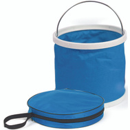 Camco 42993 Collapsible Blue Bucket