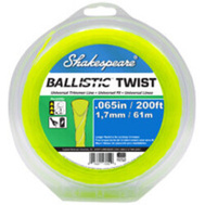 Shakespeare 17242 Line Trmmr Twist 0.065inx200ft