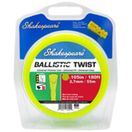 Shakespeare 17250 Line Trmmr Twist 0.105Inx180ft