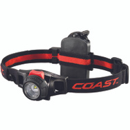 Coast Products TT7498CP Rechargeable Focusing LED Headlamp 150 Lumen