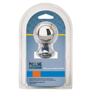 Reese Towpower 7402536 Ball 2 Inch B By 3/4 Inch S By 3 3/8 Inch L