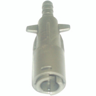 US Hardware M-057C Fuel Line Connector Fmle 3/8In