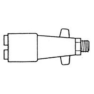 US Hardware M-265C 1/4 Inch Female Fuel Connector