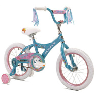 Kent International 61609 Bicycle Girls Cupcake 16In