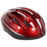 Kent International 64751 Helmet Adult Black Cherry