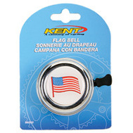 Kent International 67104 Bell Bic American Flag Handlbr