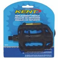 Kent International 68221 Pedals Bicycle Standard 1/2 In 2 Pack