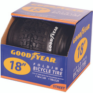 Kent International 91054 Goodyear Tire Bike 18 X 2.125 Black