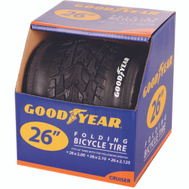 Kent International 91060 Goodyear Tire Cruiser 26 X 2.125 Black