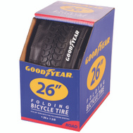 Kent International 91062 Goodyear Tire Bike 26 X 1-3/8 Black