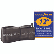 Kent International 91073 Goodyear Tube Bike 12X1.5-2.25 Black
