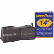 Kent International 91074 Goodyear Tube Bike 14X1.75-2.125 Black