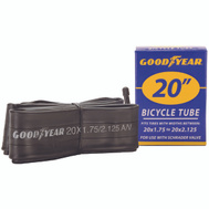 Kent International 91077 Goodyear Tube Bike 20X1.75-2.125 Black