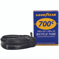 Kent International 91082 Goodyear Tube Bike 700 X25-32C Black
