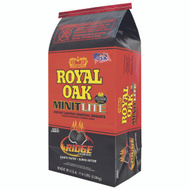 Royal Oak 198-200-007 Briquet Chrcl Mini Lit 11.6 Lb