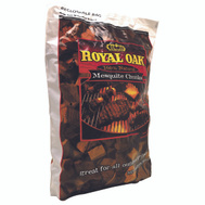 Royal Oak 197-301-163 Chunks Mesquite Royal Oak 6 Lb