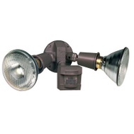 HeathCo HZ-5408-BZ Heath Zenith Floodlight Incan Motn 2Lt Brz