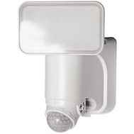 HeathCo HZ-7162-WH Solar Light Led 180 Dg 300wht