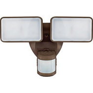 HeathCo HZ-5869-BZ Motion Lght 2Led 240Dg 2500Brz
